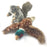 "Fearless ""Philbert"" & Sassy ""Sebastian"" Interactive Plush Dog Toy - Combo Pack"