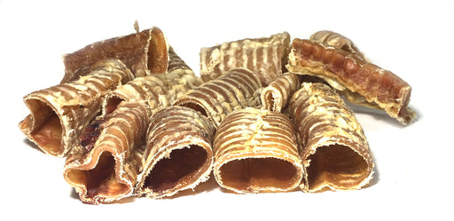 Nebraska Farmed Beef Trachea for Dogs - Loaded with Glucosamine and Chondroitin