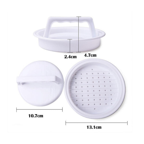 1 pc Hamburger Mold Maker Multi-function