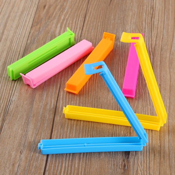 10Pcs/lot Portable Sealing Bag Clips