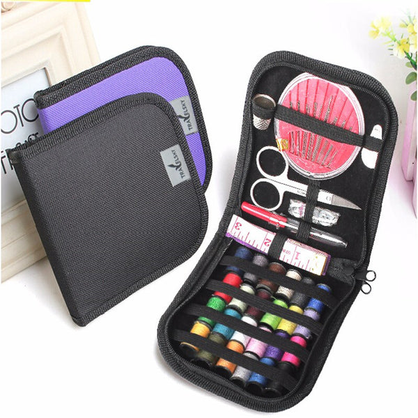 Portable Mini Travel Household Sewing Box Set