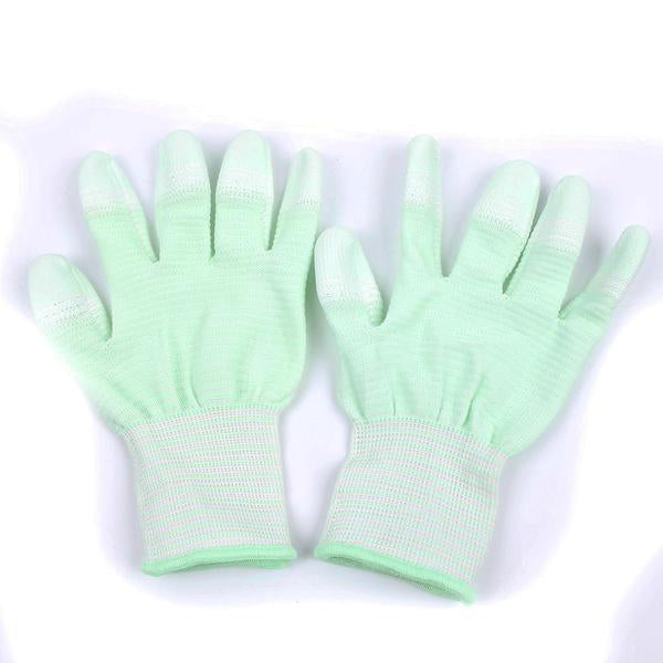 1Pair Nylon Quilting Gloves For Motion Machine