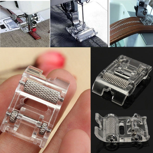 Sewing Machine Low Shank Roller Presser Foot