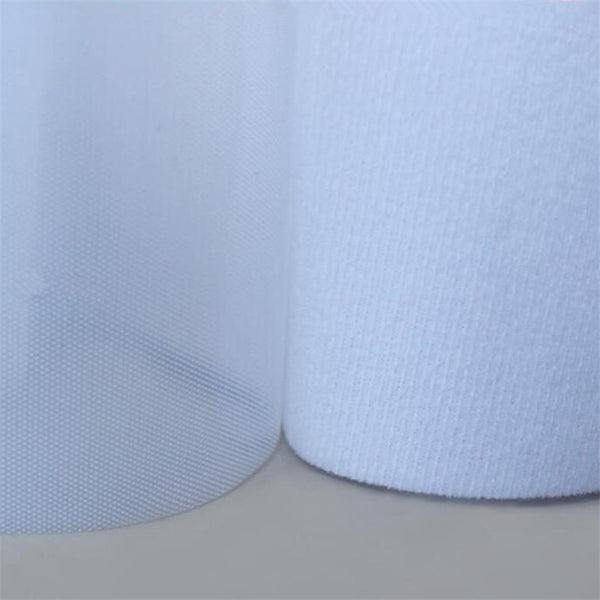 2Rolls 2 meters Soft Loops and Hooks Thin Magic Tape