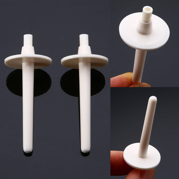 2pcst Spool Pins Spoon Stand Holder