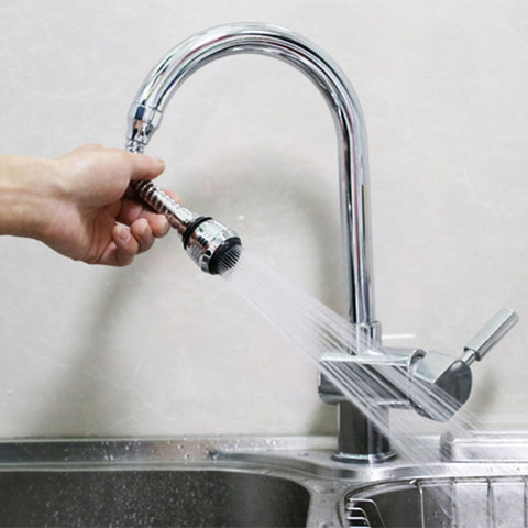 360 Degree Rotate Faucet Nozzle