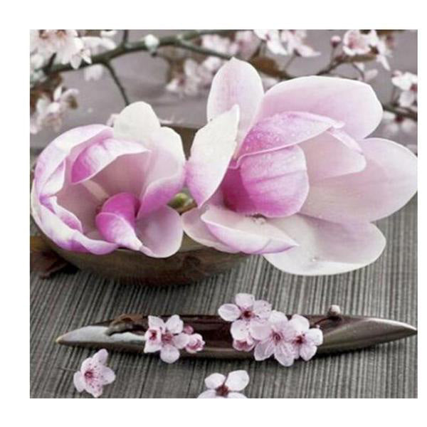 3D Diamond Painting Peach Blossom