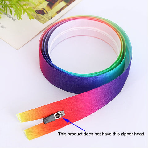 3yard Colorful Nylon Zippers