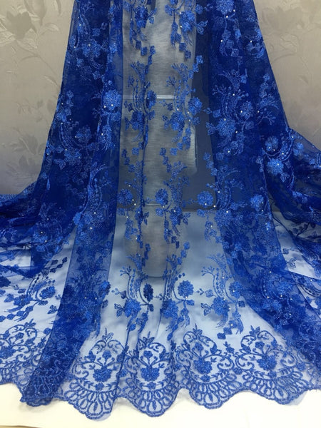 5 yards High Quality Nigerian French Lace