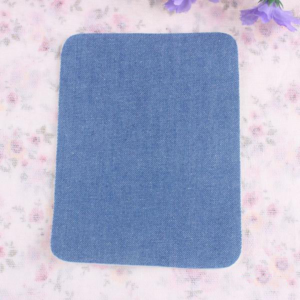 "6Pcs Elbow Patches (4"" x 5"") Jeans Iron On Patches"