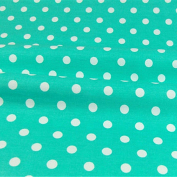 "9Pcs Cotton Fabric (10"" x 10"") Blue Assorted"