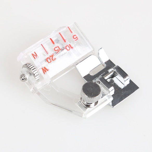 Adjustable Bias Binder Presser Foot