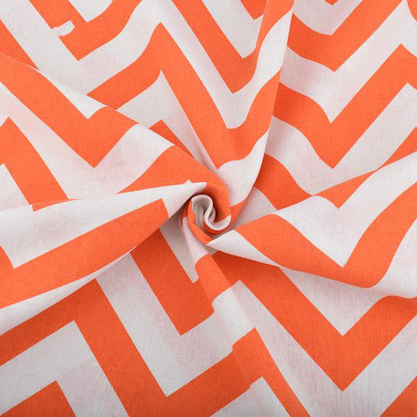 "5pcs Cotton Linen Fabric (10"" x 18"") Colorful Ripple Series"