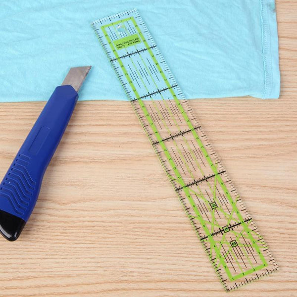 Double-color Ruler Patchwork Feet Tailor Yardstick