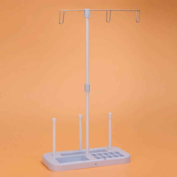 Embroidery Thread 3 Spool Holder Stand Rack