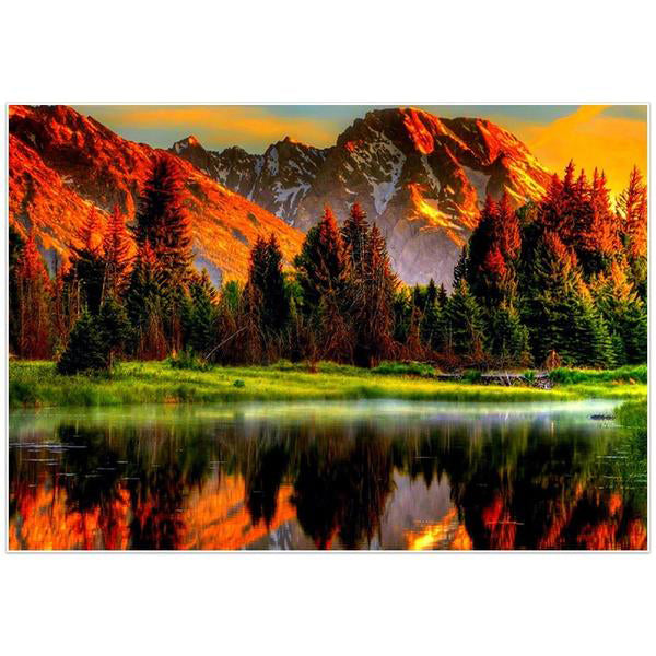 Diamond Embroidery Scenery Diamond Painting