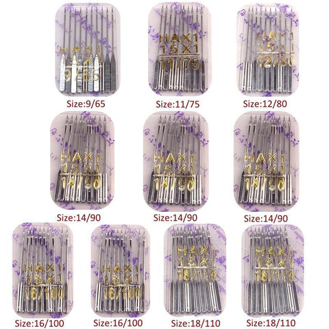 100pcs Universal Sewing Needles