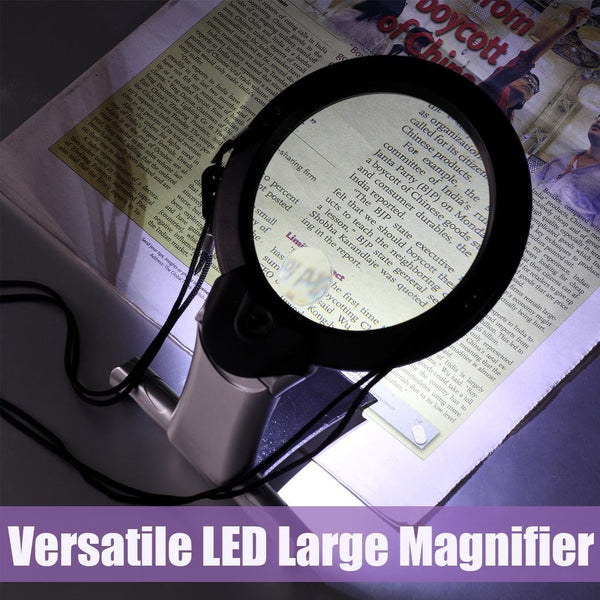 Magnifying Glass For Seniors Sewing Cross Stitch Embroidery