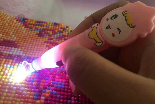 New Diamond Embroidery Tools Lighting Pen