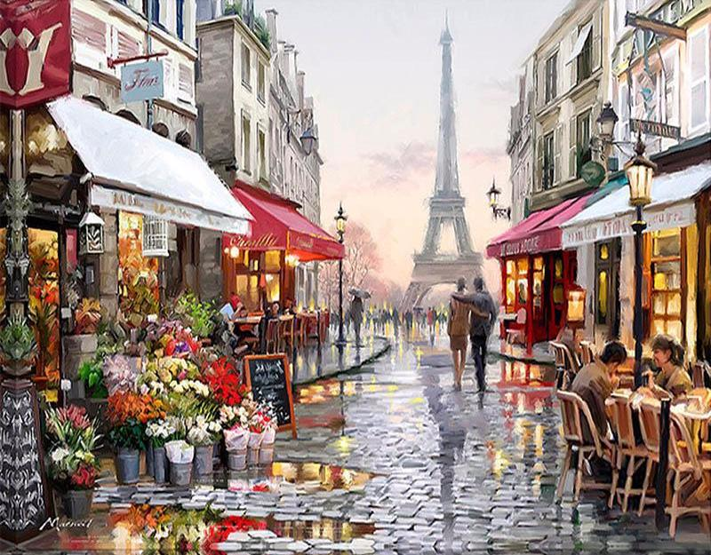 Paris After Rain
