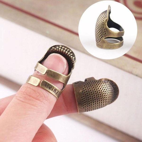 Retro Thimble Finger Protector