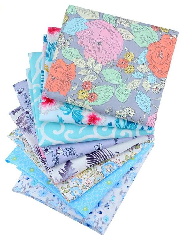 ISLAND FLOWER COLLECTION - SET OF 8