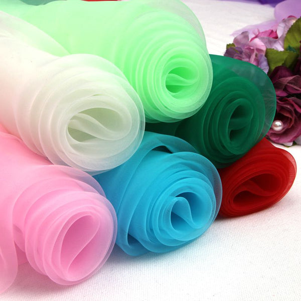 Soft Tulle Mesh Net Fabric