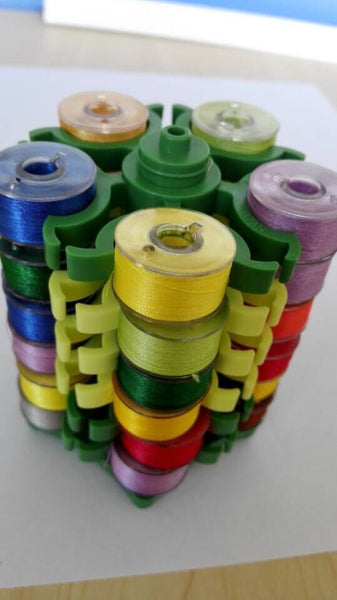 30 Bobbins Storage Tower