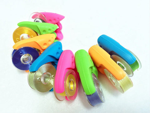 12pcs Bobbin Thread Holder