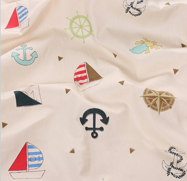 Twill 8 pcs Ocean anchor series
