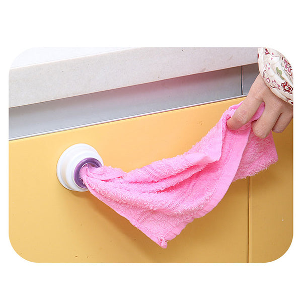 Wash Cloth Clip Holder