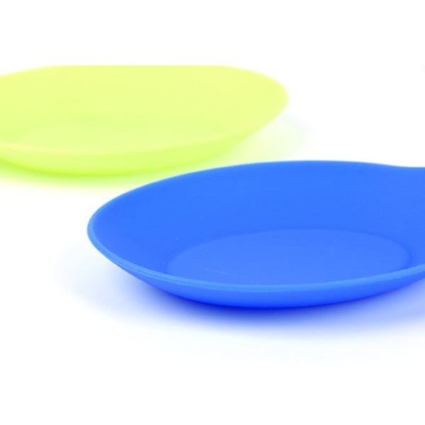 1pc Silicone Spoon Rest Heat Resistant Utensil Spatula Holder