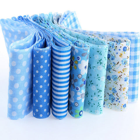 "7pcs Fabric Strips (2"" x 39"") Jelly Roll"