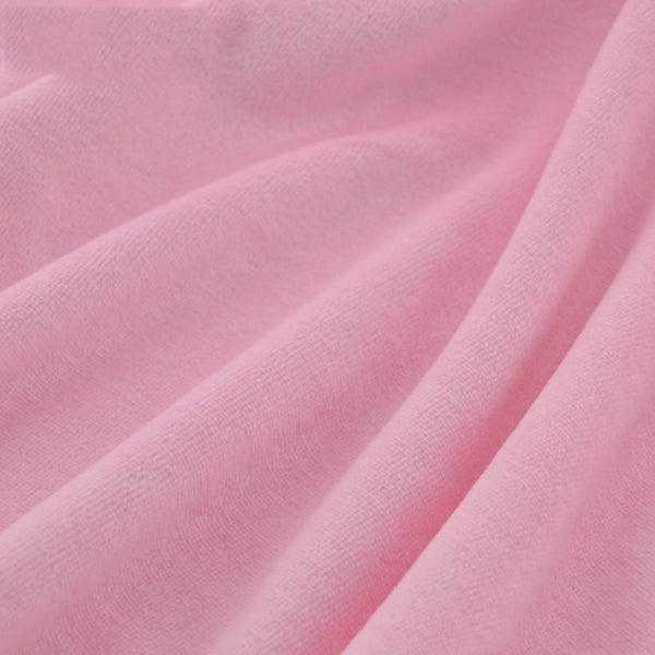"Cotton Velvet Knitted Fabric (20"" x 59"") Clothing Blanket Making Material"