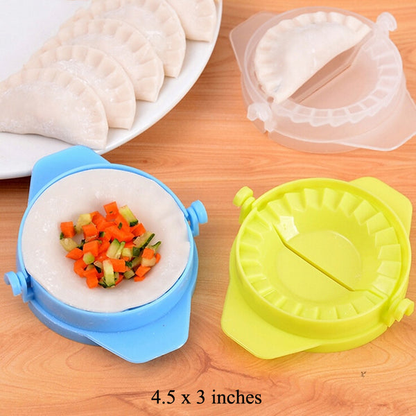 Color Random 1PC Kitchen Magic Creative Dumpling Machine