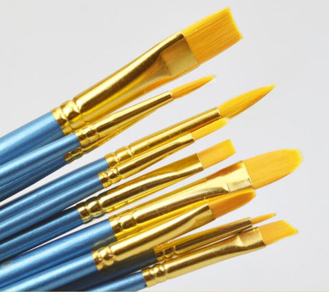 Paint By Numbers Brush Tools