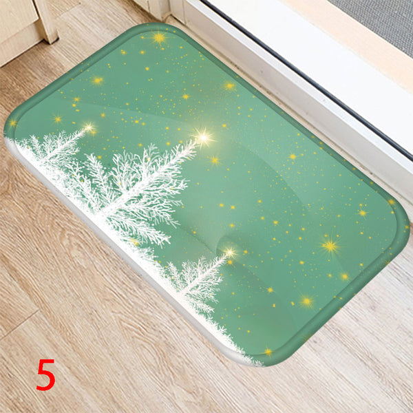 "24"" x 16"" Christmas Door Mat Carpet Room Anti Slip"