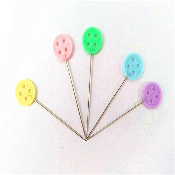 100Pcs Pins Sewing Pin With Box