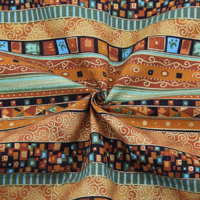 African Cotton Vintage Fabric