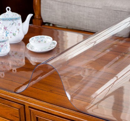 Soft Glass Tablecloth