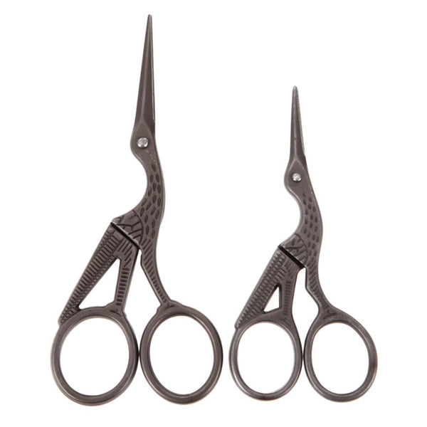2 Pcs Bird Sewing Scissors