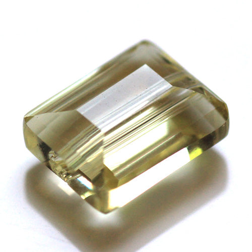 "50pcs Glass Crystal Square Sew On (0.5"" x 0.4"")"