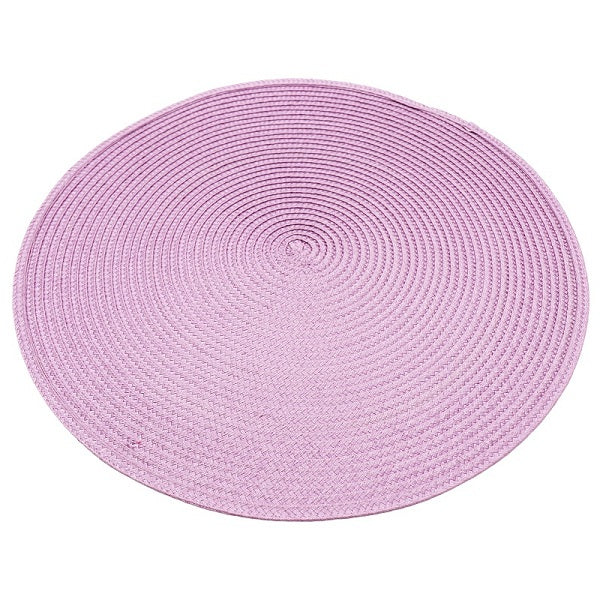 Round Weave Placemat Table Mats
