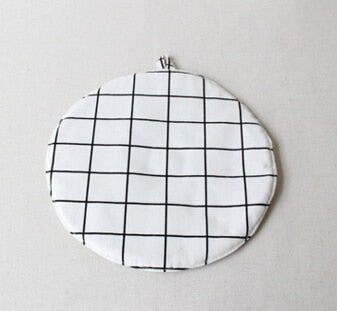 Cotton Round Table Mat Potholder