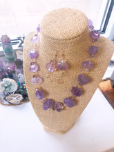 Necklace with Ametrine