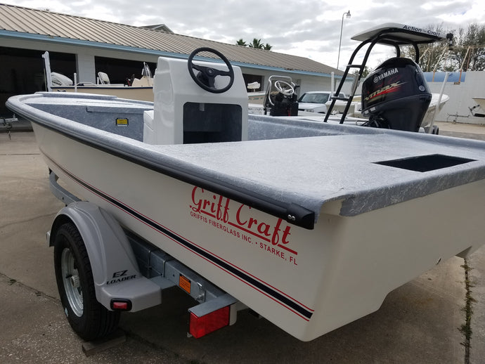 Griff Craft- 17' Center Console