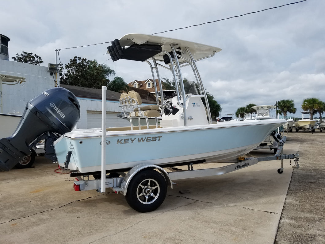2019 Key West 210 Bay Reef