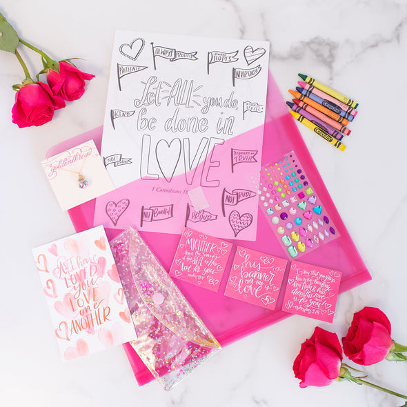LOVE Truth-Filled Activity Kits