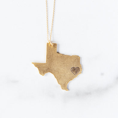 HOME | HOUSTON TEXAS NECKLACE