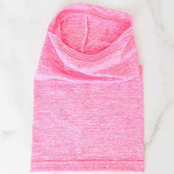Youth Neck Buff | Pink